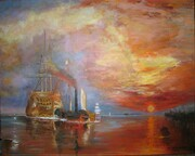 Temeraire after Turner